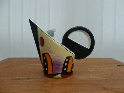 Lorna Bailey 'manhattan' Concord Teapot Art Deco Novelty Signed Collectable  • 49.99£