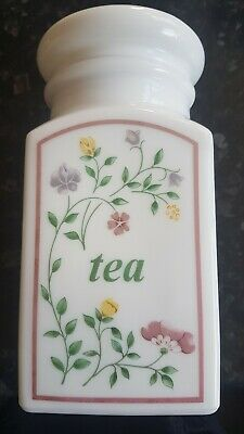 Johnson Brothers Summer Chintz Tea Canister  • 3.90£
