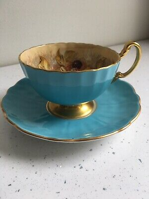 Aynsley China Cup And Saucer • 20£