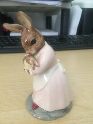 Royal Doulton Beatrix Potter Mother And Baby Bunnykins • 1.95£