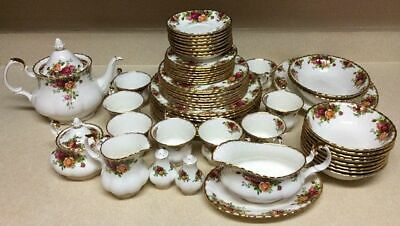 Royal Albert Old Country Roses Tableware - Various Pieces • 12£