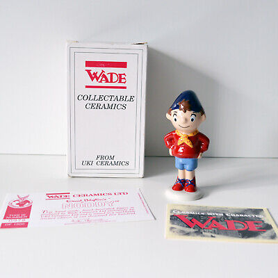 Wade NODDY 1997 Limited Edition Figurine - Complete With Original Box And COA • 45£
