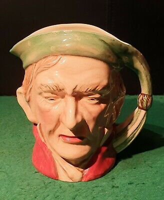 Fantastic Large Beswick Scrooge Toby Jug, (No 372).  • 18£