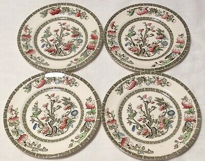Johnson Brothers Indian Tree X4 Side Plates 18cm #R • 8£