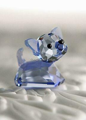 Swarovski Crystal Lovlot Gang Of Dogs - Coco 1089200 Mint Boxed Retired Rare • 55£