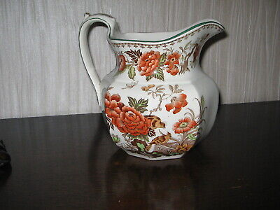 Antique Wedgwood  Bullfinch  Pitcher Jug - Fully Marked • 15£