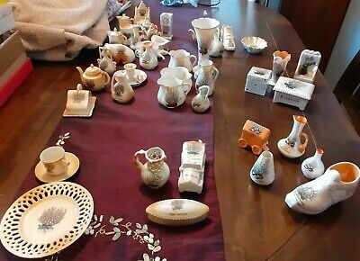 42 X ITEMS LUCKY WHITE HEATHER COLLECTION, JOB LOT, BUNDLE, VARIOUS MAKES  • 18£