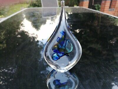 Polish Art Glass By Marian Pyrcak • 4.50£