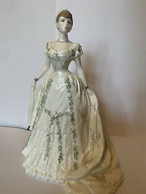 Coalport Queen Mary Figurine Limited Edition • 26£