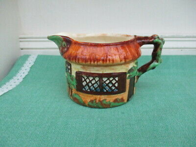 VINTAGE COTTAGE WARE JUG - NUMBER 246 - VGC Made In England • 4.75£