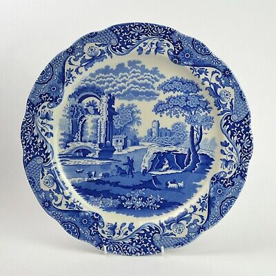 Spode Large Blue & White Charger / Serving Plate 12.5  • 19.99£