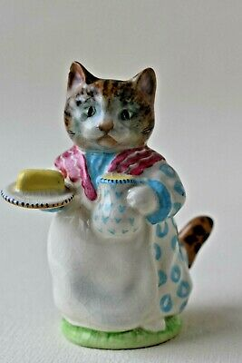 Beswick Beatrix Potter  Ribby  BP2 Gold Oval Backstamp First Issued 1951 • 9.99£