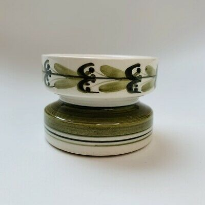Jersey Pottery (Channel Islands) Mid-Century Candlestick • 4.99£