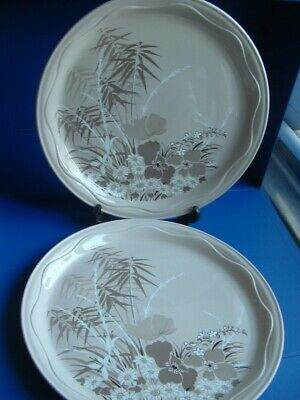 Poole Pottery Mandalay 2 X Chargers • 7.99£
