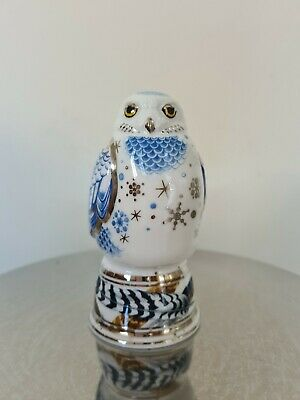 Royal Worcester Connoisseur Collection Snowy Owl - Candle Snuffer.  • 5.60£