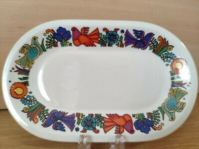 Villeroy And Boch  Acapulco  Oval Plate • 19.99£