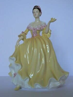 Royal Doulton Figurine  Welsh Beauty  HN5032 British Isles Collection 2007-2009 • 49.99£