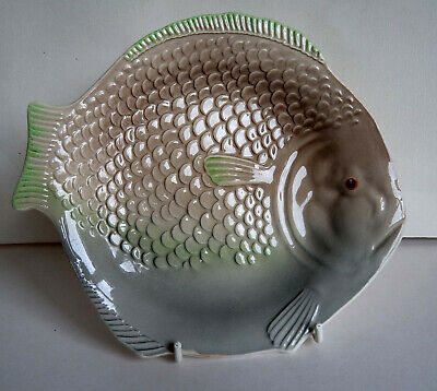 Shorter & Son Fish Plate • 12.50£