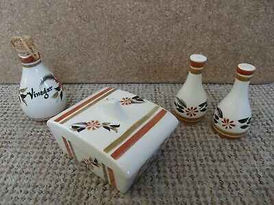 Vintage Babbacombe Pottery Hand Decorated Items • 8.50£