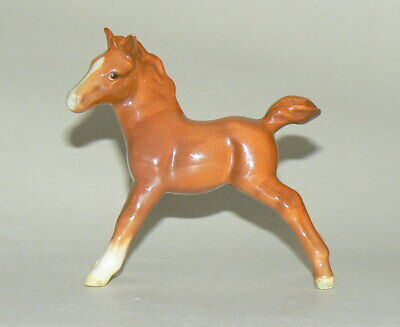 Superb Beswick Foal In Chestnut 'small, Stretched Facing Left 997 • 195£