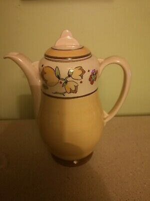 Clarice Cliff Pottery Little Flower • 8.50£