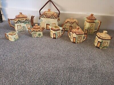Keele Street Pottery Cottage Ware Set • 60£