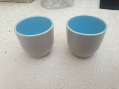 Poole Pottery Egg Cup X 2 • 6.50£