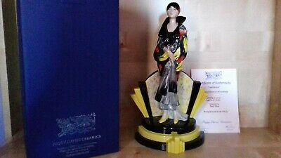 Kevin Francis Peggy Davies Ceramics Figure : Celebration : Signed : Limited Ed • 175£