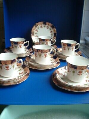 Vintage Colclough Bone China 18PC Tea Set • 14.99£
