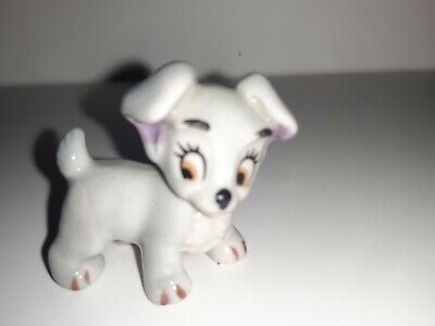 Vintage Wade Whimsies Disney Collectible Figure Scamp From Lady And The Tramp  • 18£