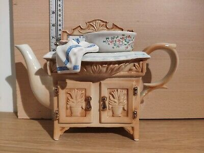 Vintage Paul Cardew  WASHSTAND Collectors  Teapot • 39.99£