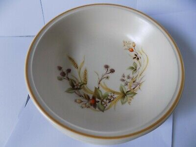 Set Of 6 Marks And Spencer (M&S) Harvest Cereal Bowls UNUSED EXCELLENT CONDITION • 21£