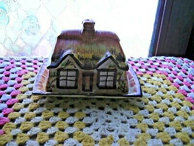 Cottage Ware Butter Dish • 7.99£