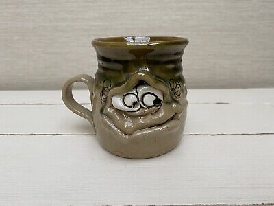 Pretty Ugly Pottery Mug - Made In Wales • 11.99£