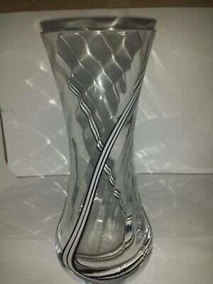 Cathness Glass Vase Signed • 10£