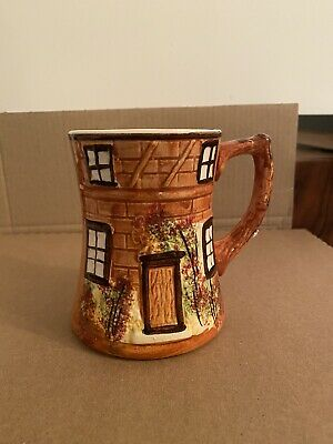 Price Bros Cottage Ware Pottery House Jug • 0.99£