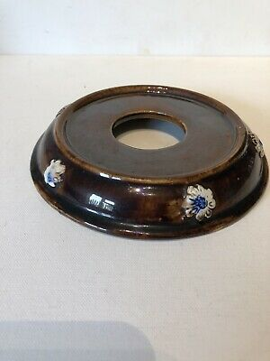 Measham Barge Ware TeaPot Stand • 20.20£
