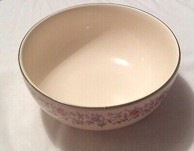 Bhs House & Home Country Garland Large Bowl 24cm • 9£