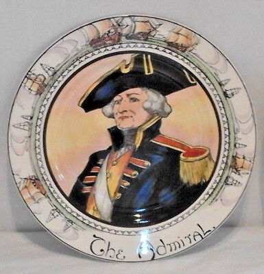 Royal Doulton Plate The Admiral • 9.99£