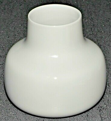 Henning Koppel For BING AND GRONDAHL White Vase.# 686 RARE. Nice Condition.  • 35£