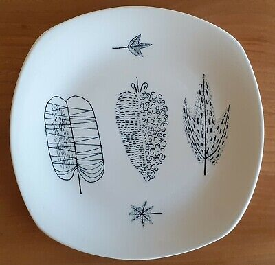Midwinter 8  Breakfast Plate NATURE STUDY By Terence Conran 1955 • 10.99£