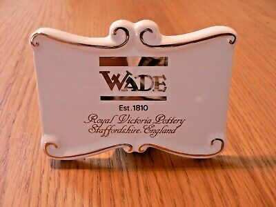 A Ceramic Wade  Point Of Sale . • 4.99£