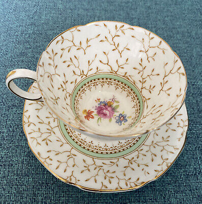 Stunning Vintage Paragon Fine China Cup And Saucer. • 6.50£