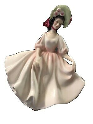 Royal Doulton Figurine Sunday Best HN2698 Modelled By Peggy Davies • 2.50£