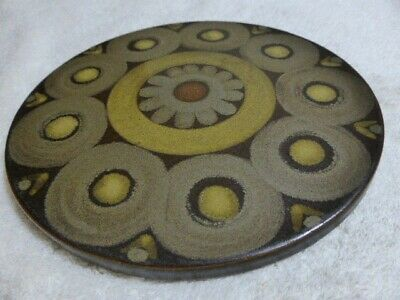 Denby Arabesque (Samarkand) Trivet (Tea Pot Stand) - Excellent Condition • 30£
