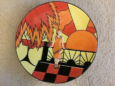 Lorna Bailley - Ltd. Ed. Deco Lady Charger  • 175£