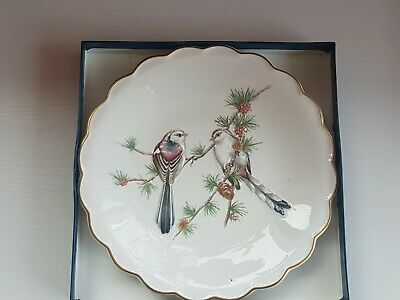 Royal Worcester Dorothy Doughty Bird Collectors Plate • 5.50£