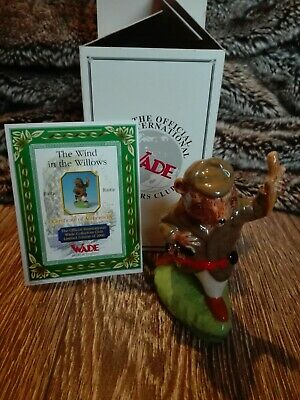 Wade Collectable Wind In The Willows - Rattie Limited Edition Of 2000 • 24.99£
