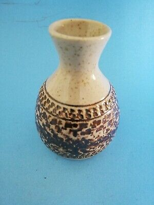 Purbeck Pottery - Bournemouth. Vintage Vase. 1970's • 7.99£