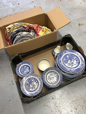 Willow Pattern China • 40£